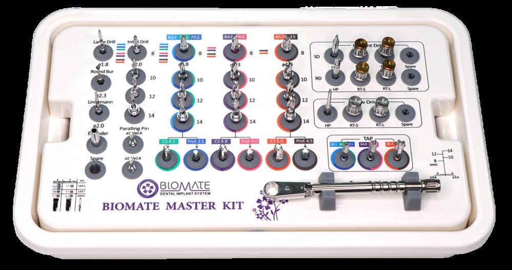 Biomate Master Kit