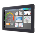 IP65 Front AL Touch Monitors
