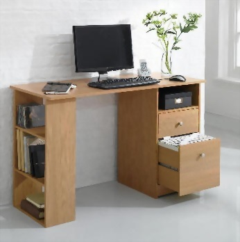 Issac Straight Desk