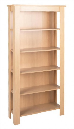 bookcase with 5 shelves