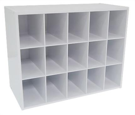 15 Cube Organizer