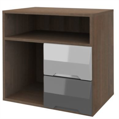 2 Drawer Storage Chest
