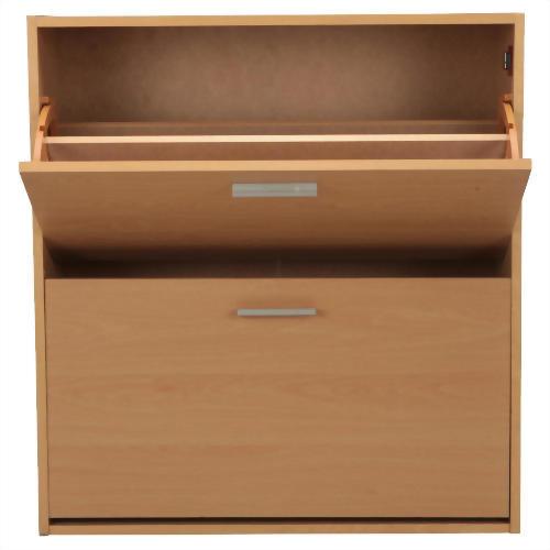 Compton Shoe Storage Cabinet 2 Door