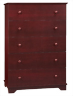Stages 5 Drawer Chest Classic