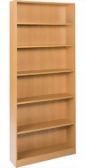 Maine Tall Wide Bookcase