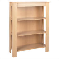 Tilson 3 Shelf Bookcase
