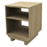 2-Shelf Side Table