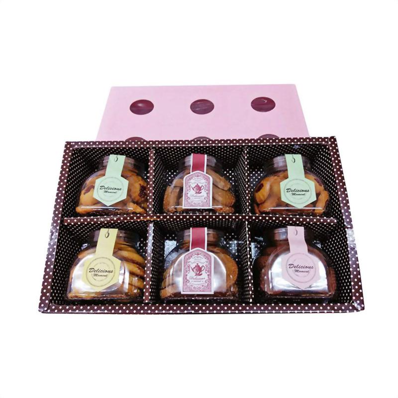 [嚴選]年節禮盒 | 優仕紳手工餅乾年節禮盒