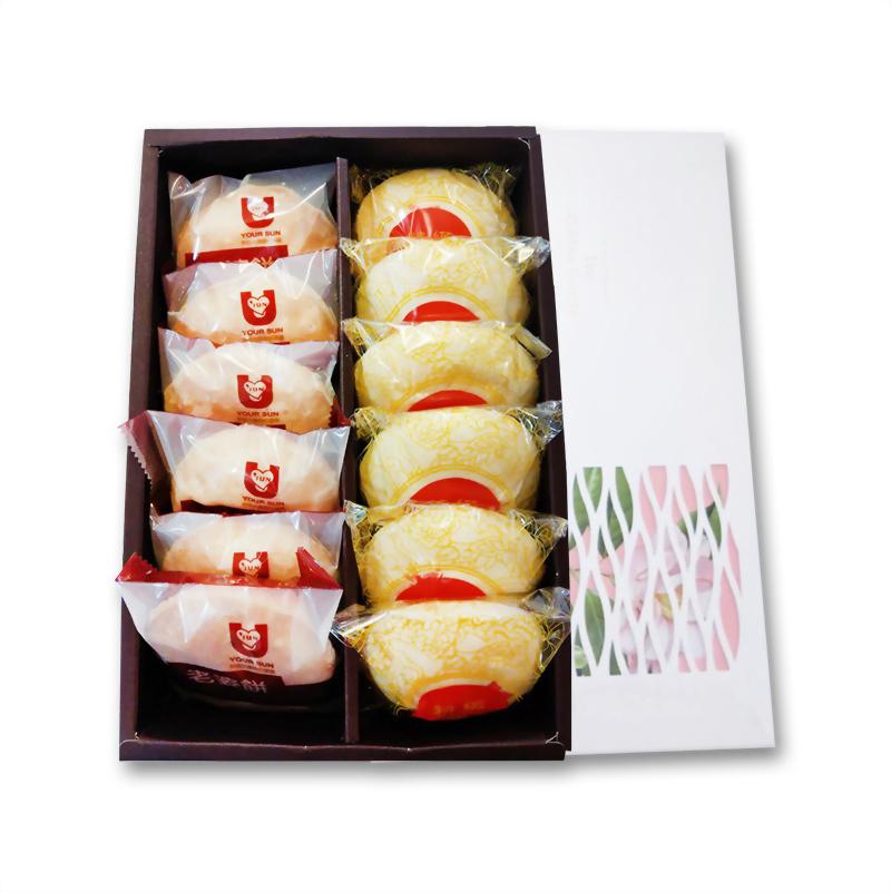 [嚴選]年節禮盒 | 優仕紳鼠錢禮盒(10入)