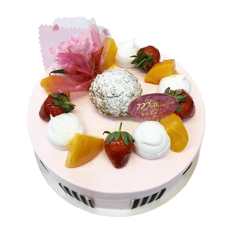 [推薦]母親節蛋糕   優仕紳麵包母親節蛋糕推薦您美麗媽咪蛋糕