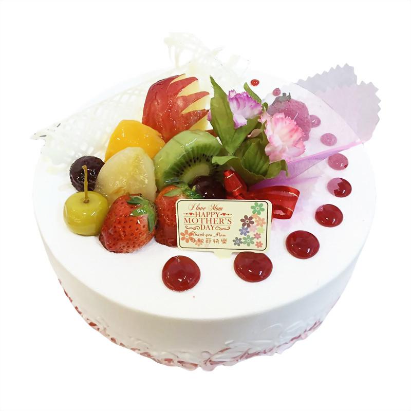 [推薦]母親節蛋糕 | 優仕紳麵包母親節蛋糕推薦您可愛媽咪蛋糕