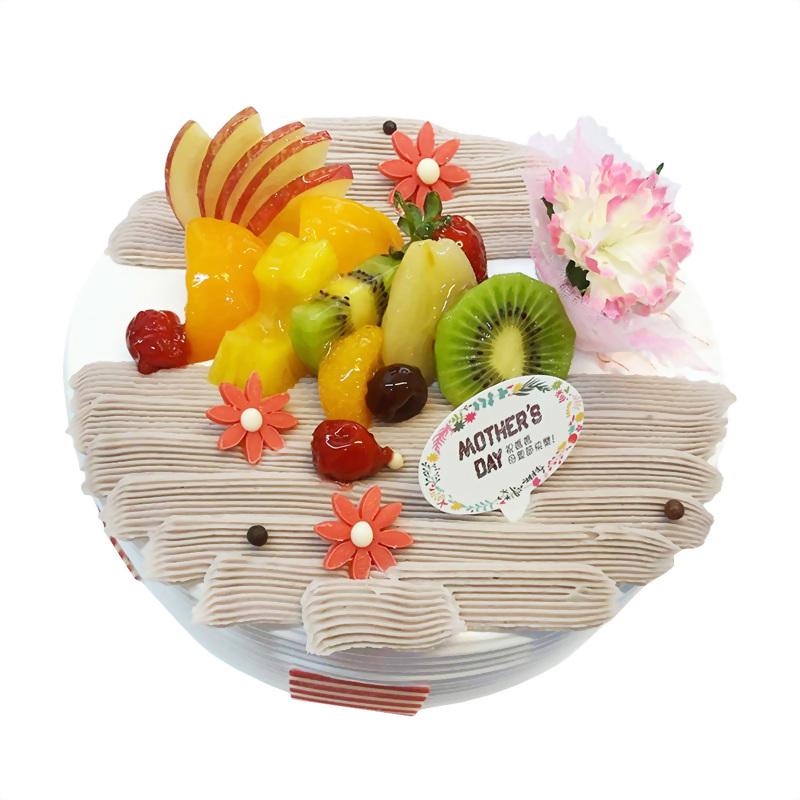 [推薦]母親節蛋糕 | 優仕紳麵包母親節蛋糕推薦您溫馨媽咪蛋糕