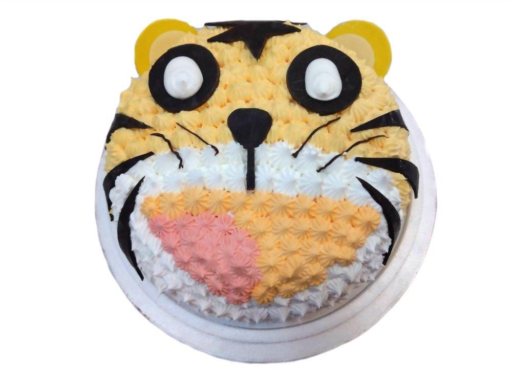 造型蛋糕 | 優仕紳巧虎蛋糕