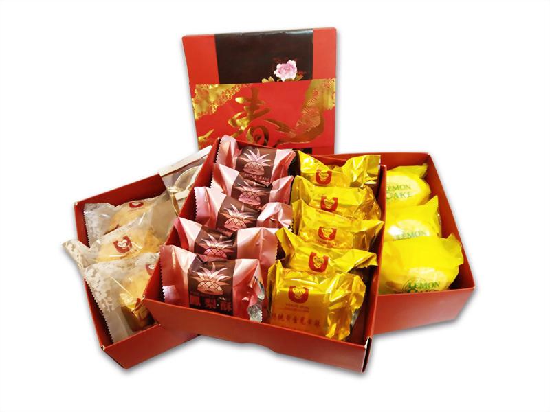 [嚴選]年節禮盒 | 優仕紳步步高升年節禮盒(22入)