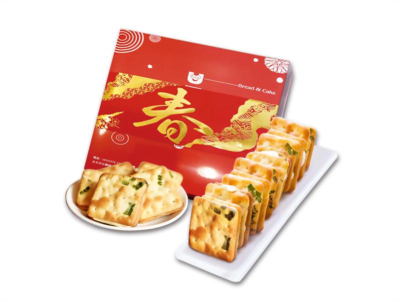 [嚴選]年節禮盒 | 優仕紳手工牛軋餅禮盒(18入)