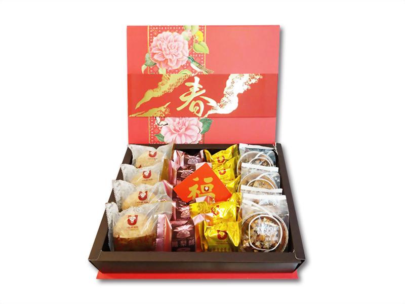 [嚴選]年節禮盒 | 優仕紳金鼠年節禮盒