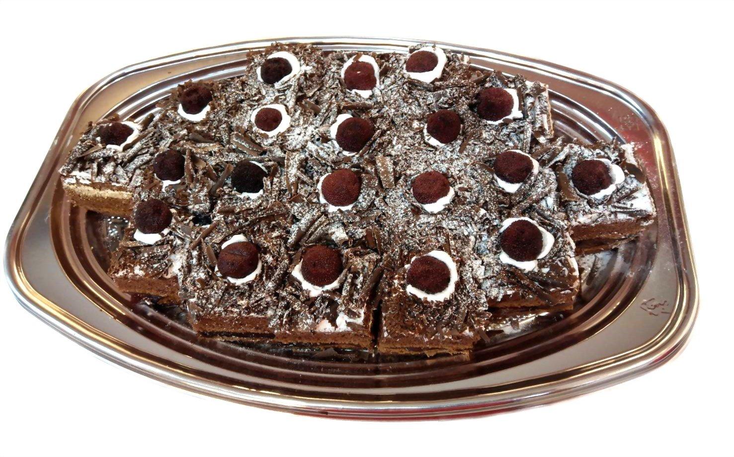 宴會餐點 | 優仕紳精緻黑森林蛋糕