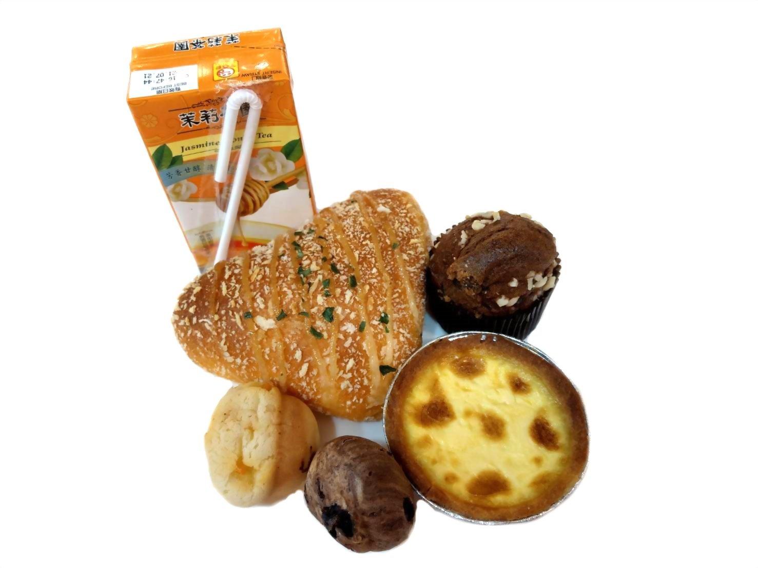 麵包餐盒 | 優仕紳011麵包餐盒
