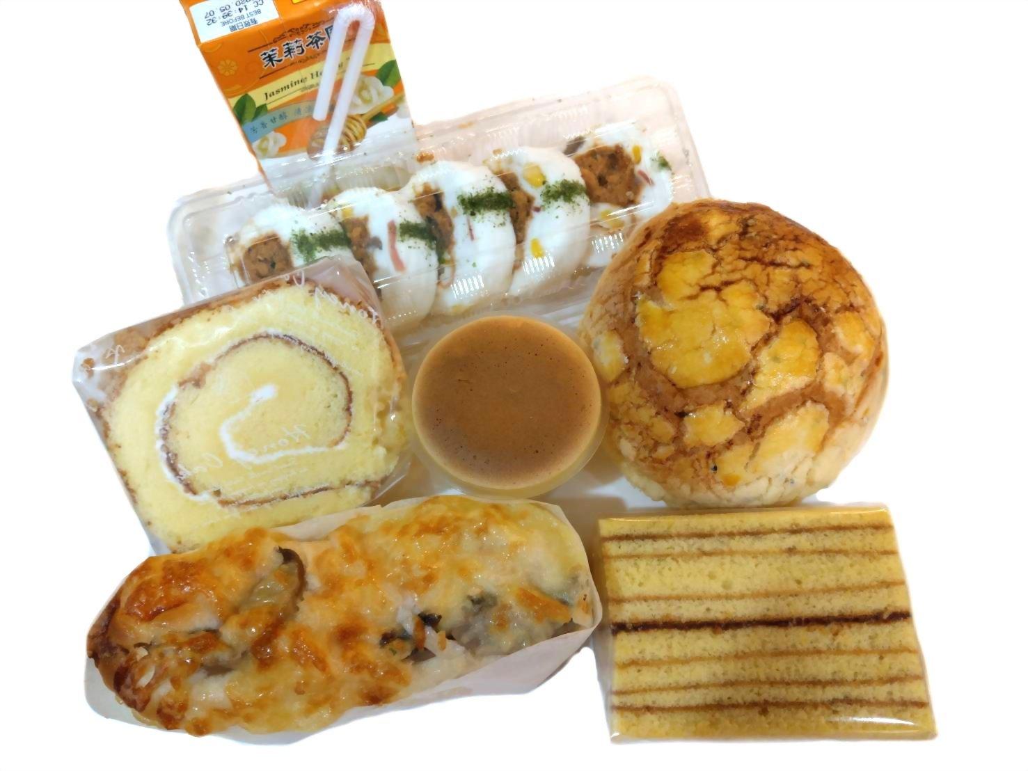 麵包餐盒 | 優仕紳015麵包餐盒