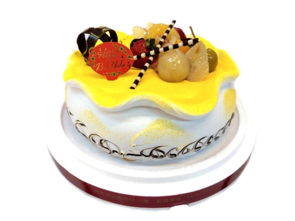 生日蛋糕 | 優仕紳手拉胚蛋糕