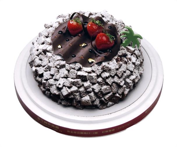 生日蛋糕 | 優仕紳草莓巴洛克蛋糕