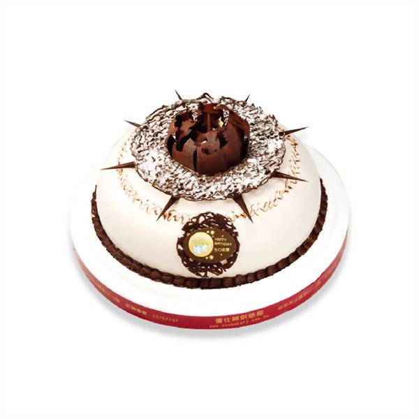 生日蛋糕 | 優仕紳經典巧克力蛋糕