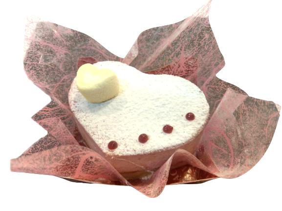 切片蛋糕 | 優仕紳愛的小語