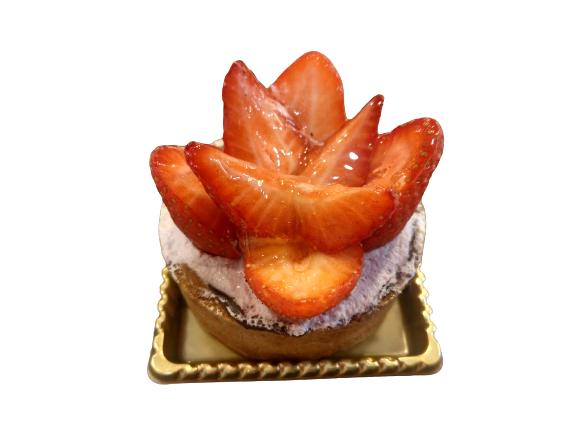 切片蛋糕   優仕紳草莓塔