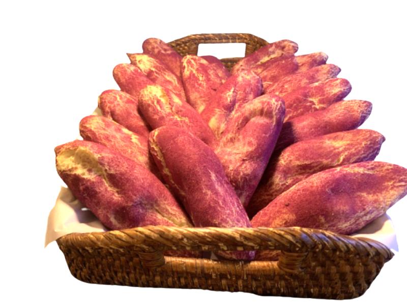 優仕紳地瓜麵包(6入)