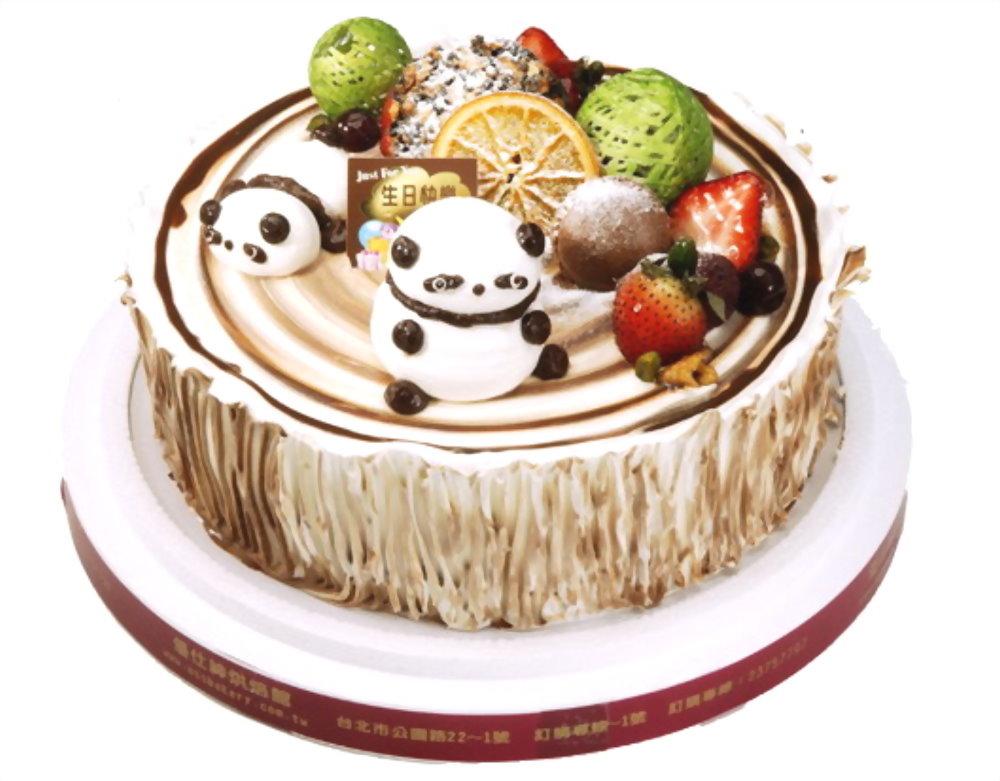 生日蛋糕 | 優仕紳樹の輪蛋糕