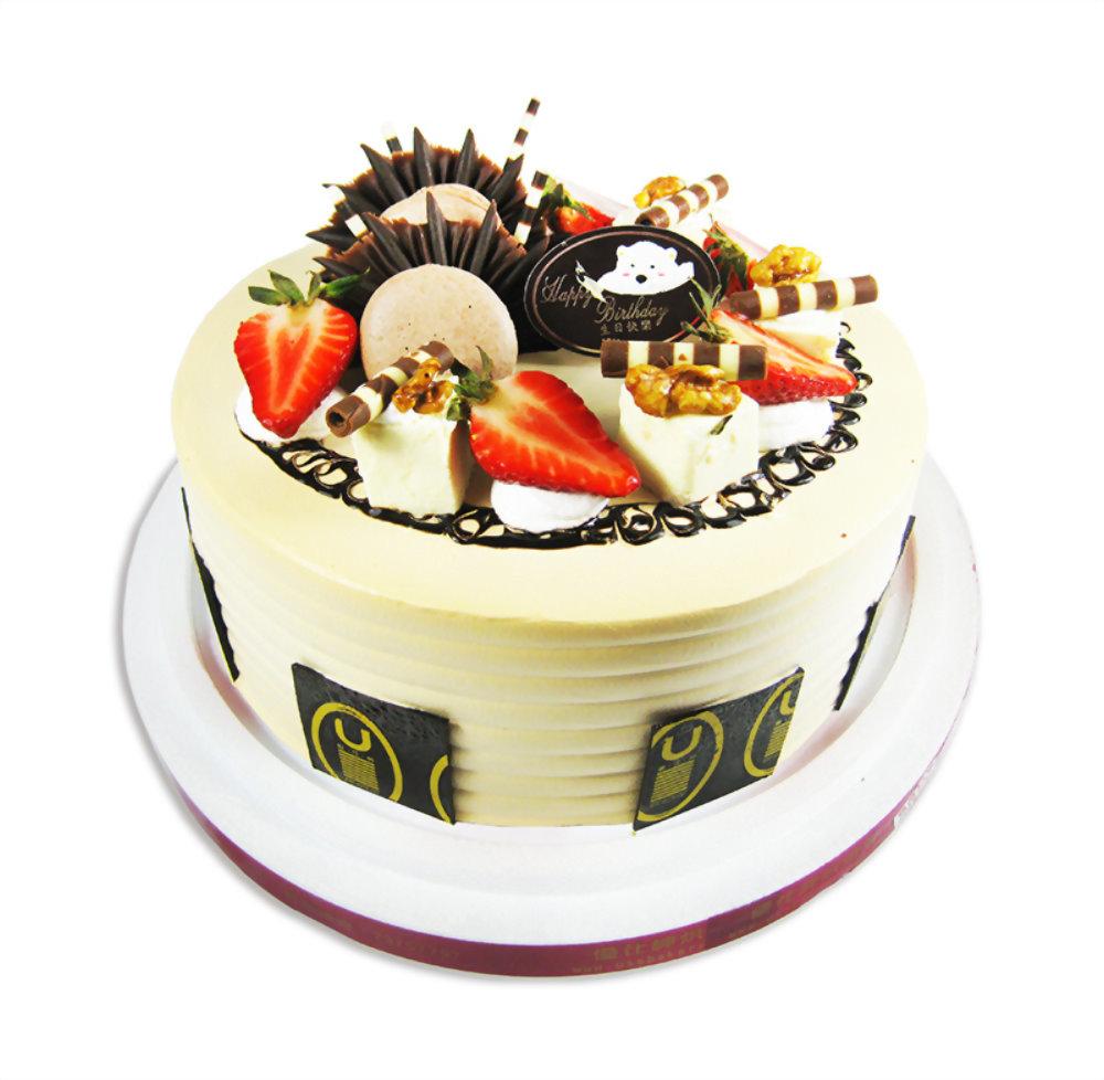 生日蛋糕 | 優仕紳摩卡爵士蛋糕
