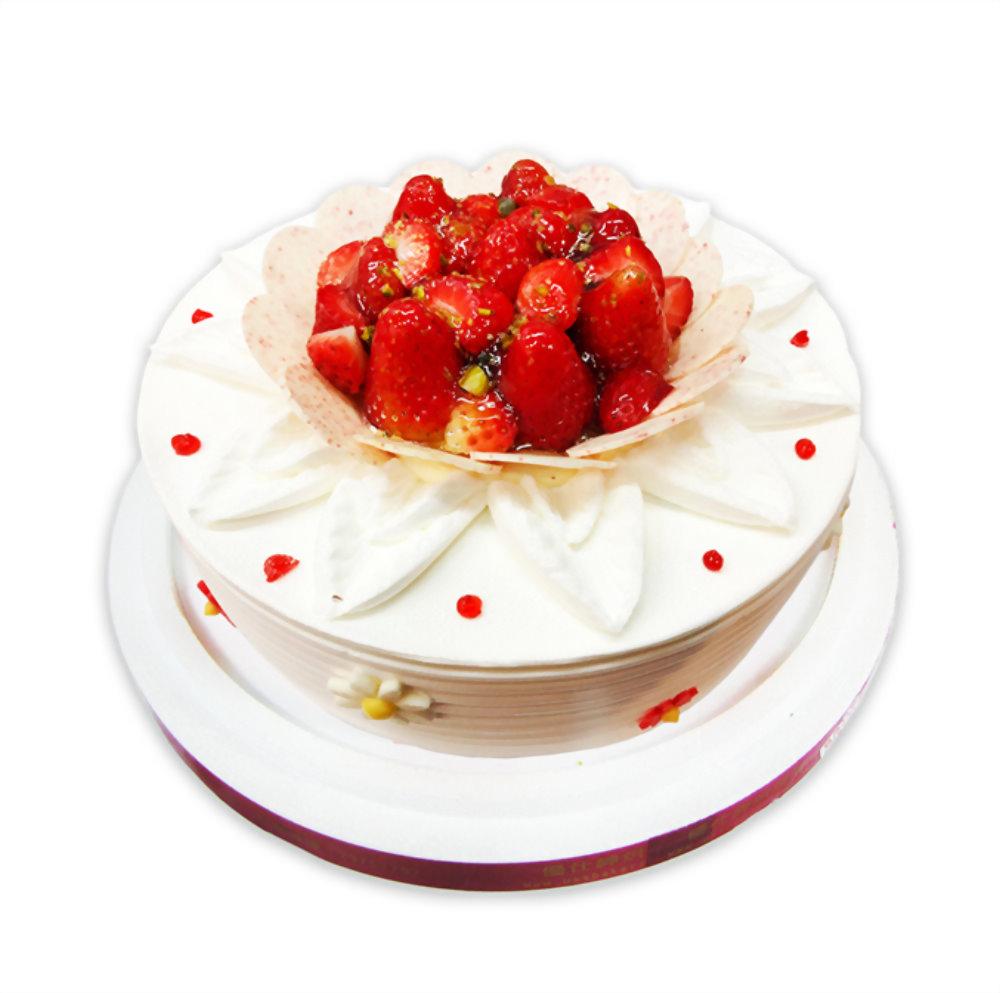 生日蛋糕 | 優仕紳草莓弗瑞斯蛋糕