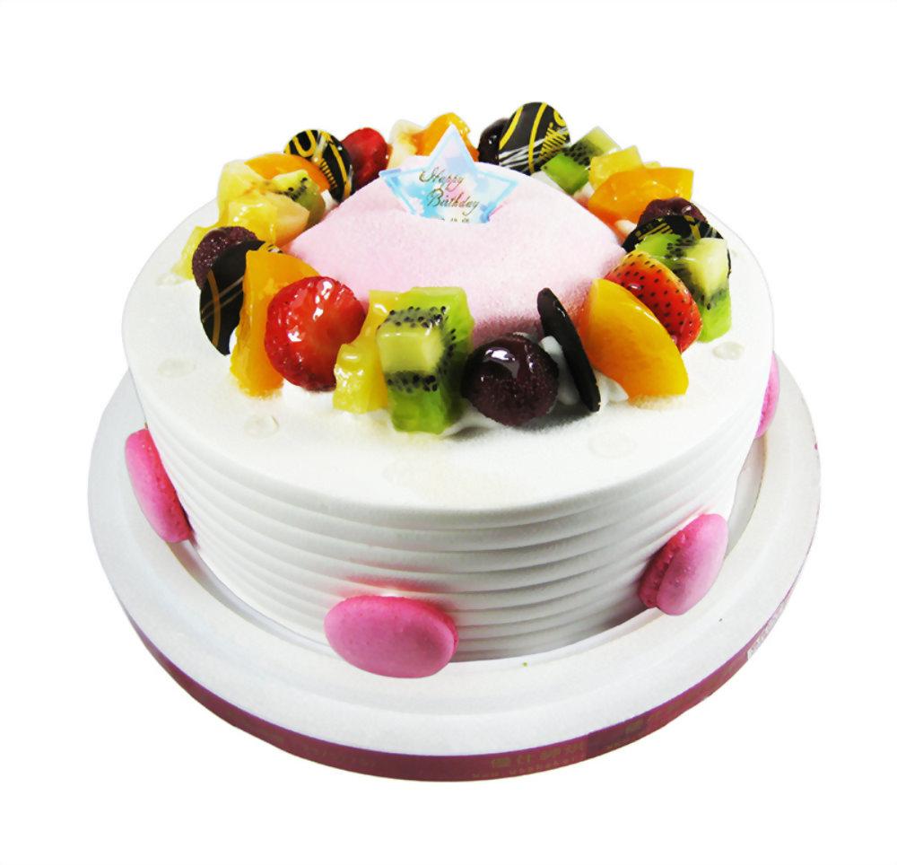生日蛋糕 | 優仕紳白色物語蛋糕