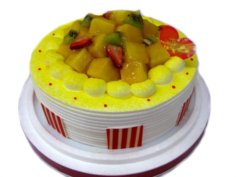 生日蛋糕 | 優仕紳芒果狂想曲蛋糕