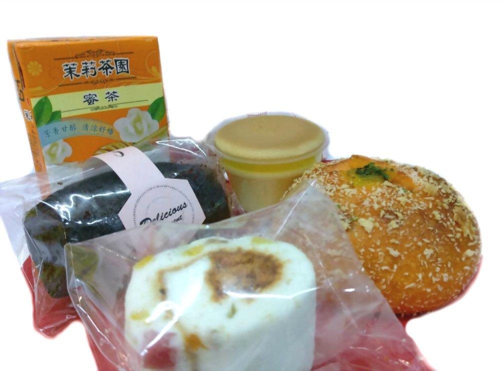 麵包餐盒 | 優仕紳032麵包餐盒