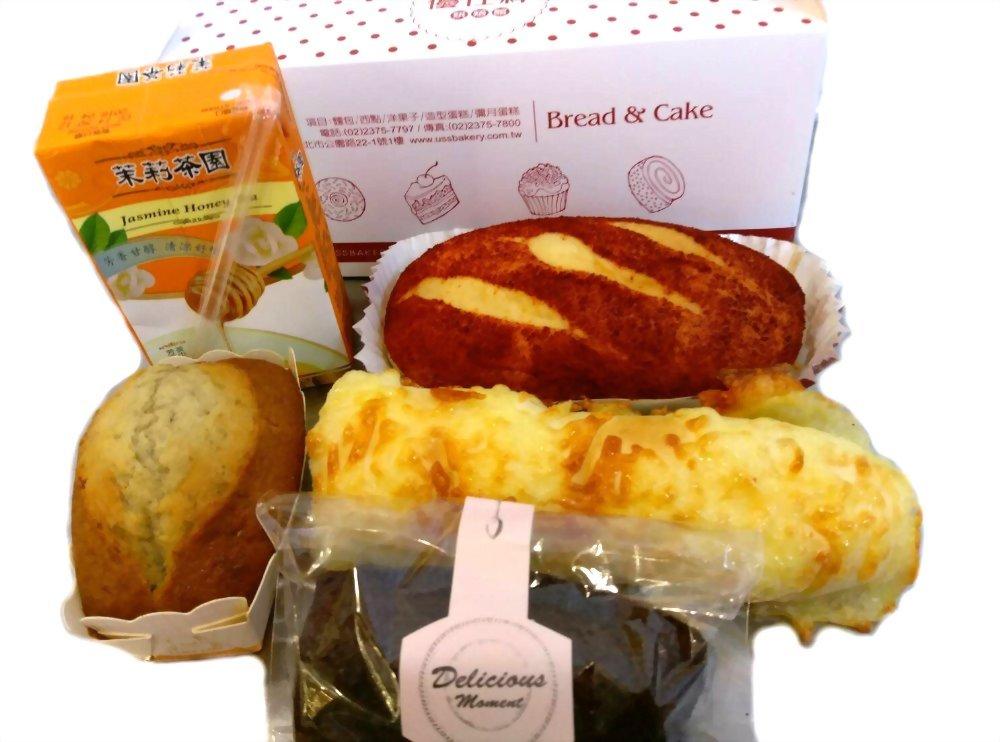 麵包餐盒 | 優仕紳041麵包餐盒