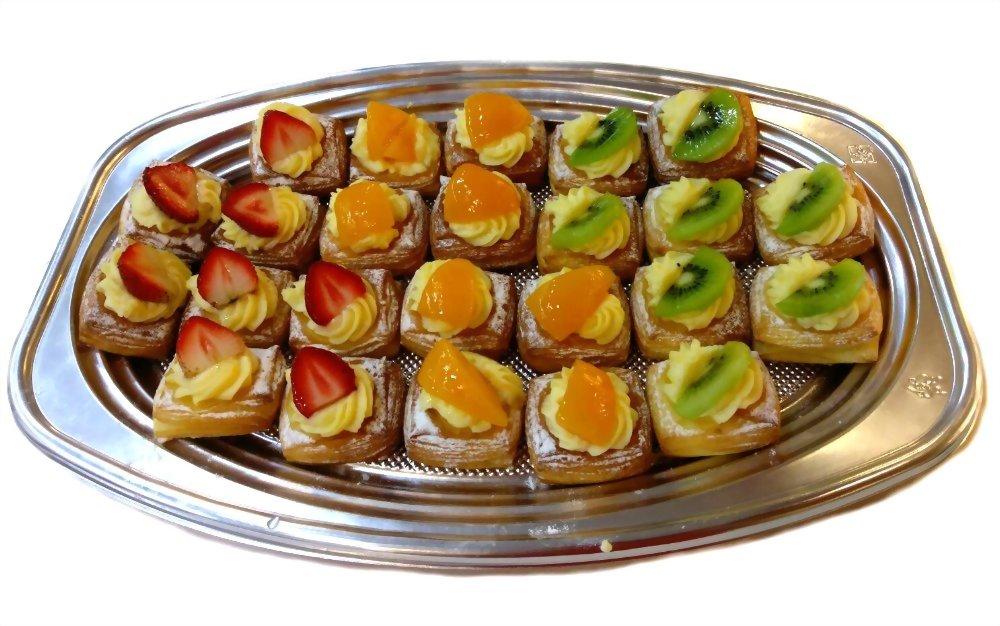 宴會餐點 | 優仕紳丹麥水果麵包
