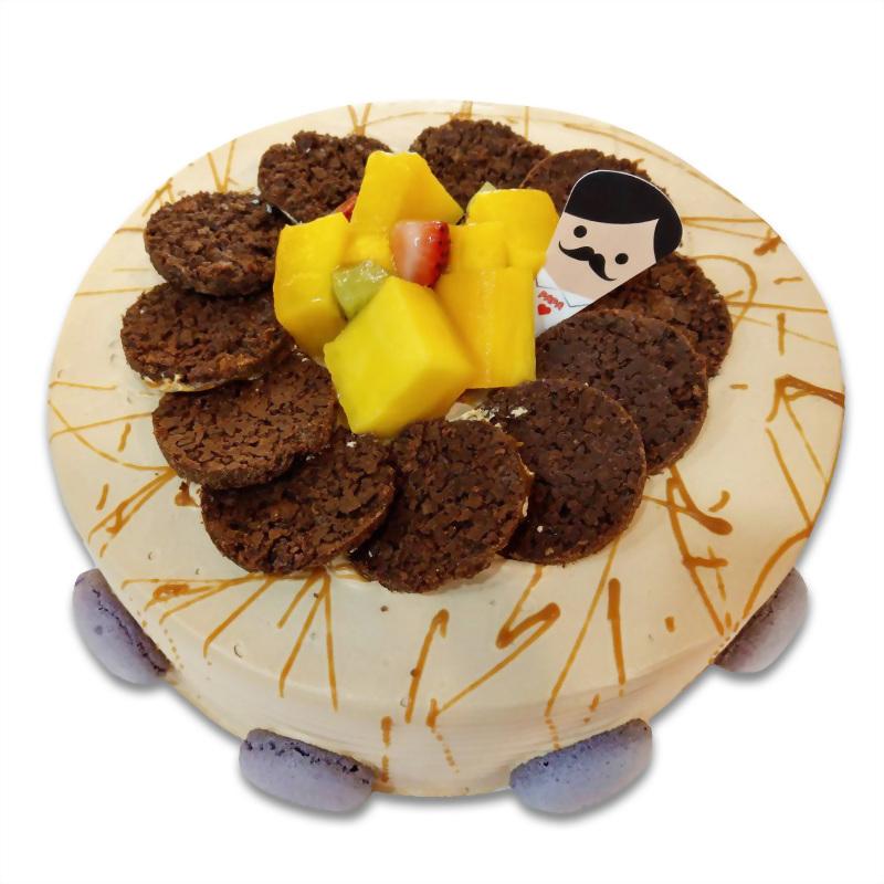 [推薦]父親節蛋糕   優仕紳麵包父親節蛋糕推薦您可愛老爸蛋糕