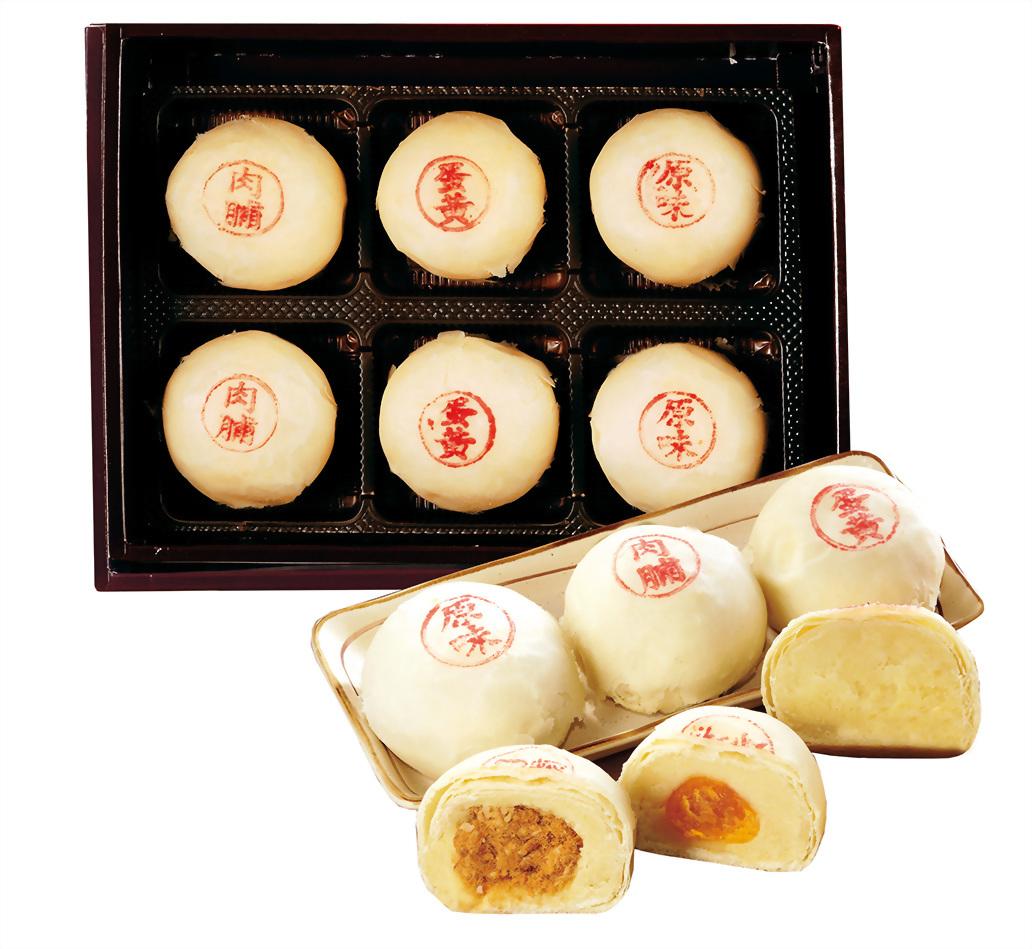 [推薦]中秋月餅 | 優仕紳中秋月餅推薦您綠豆椪禮盒