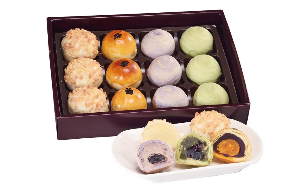 [推薦]中秋月餅 | 優仕紳中秋月餅推薦您饗月禮盒