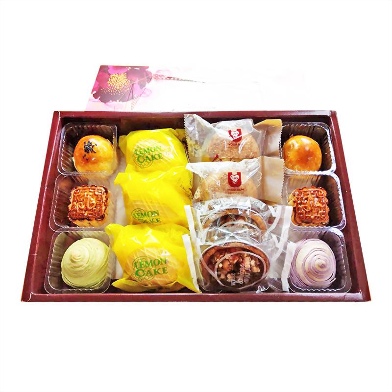 [推薦]中秋月餅 | 優仕紳中秋月餅推薦您花品宴禮盒