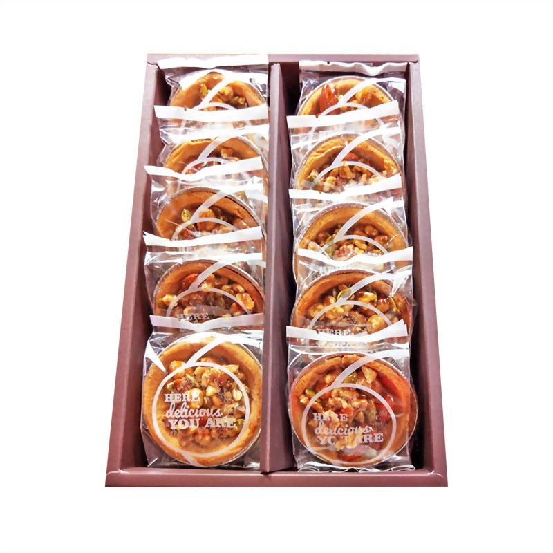 [推薦]中秋月餅   優仕紳中秋月餅推薦您堅果塔禮盒