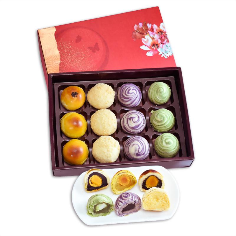 [推薦]中秋月餅 | 優仕紳中秋月餅推薦您臻藏禮盒