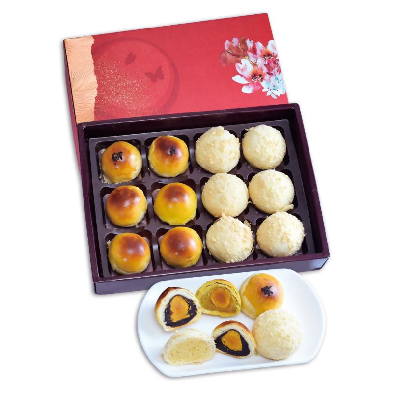 [推薦]中秋月餅 | 優仕紳中秋月餅推薦您京饌禮盒
