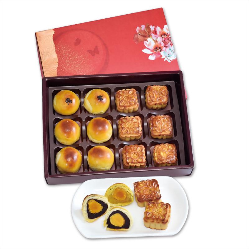 [推薦]中秋月餅 | 優仕紳中秋月餅推薦您御守禮盒