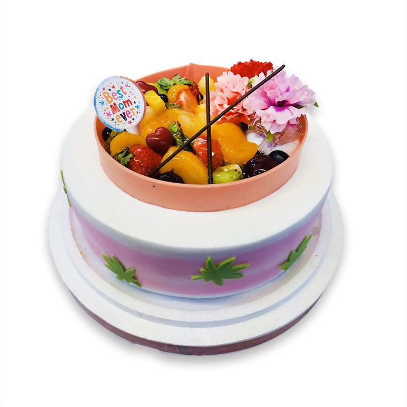 [推薦]母親節蛋糕 | 優仕紳麵包母親節蛋糕推薦您美麗媽咪蛋糕
