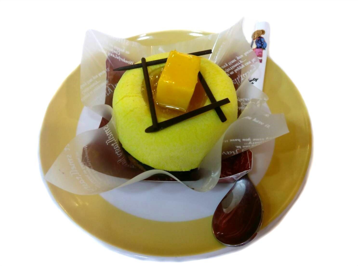 切片蛋糕 | 優仕紳芒果盛夏