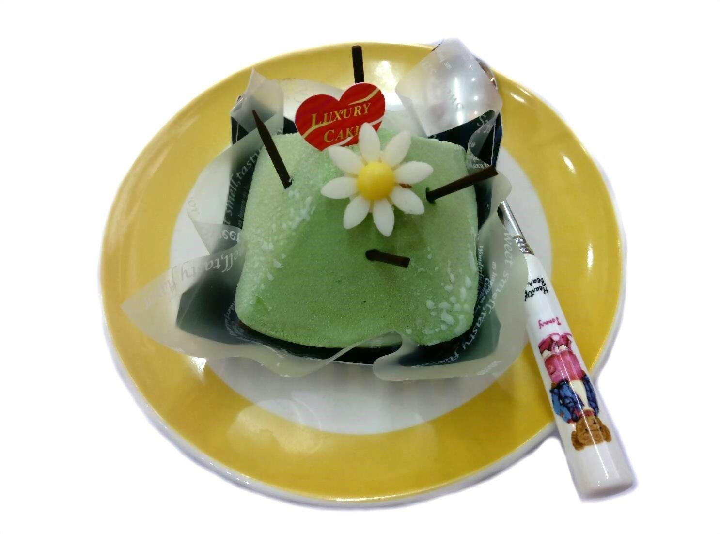 切片蛋糕 | 優仕紳宇治抹茶