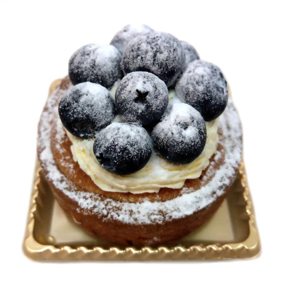 切片蛋糕 | 優仕紳藍莓塔