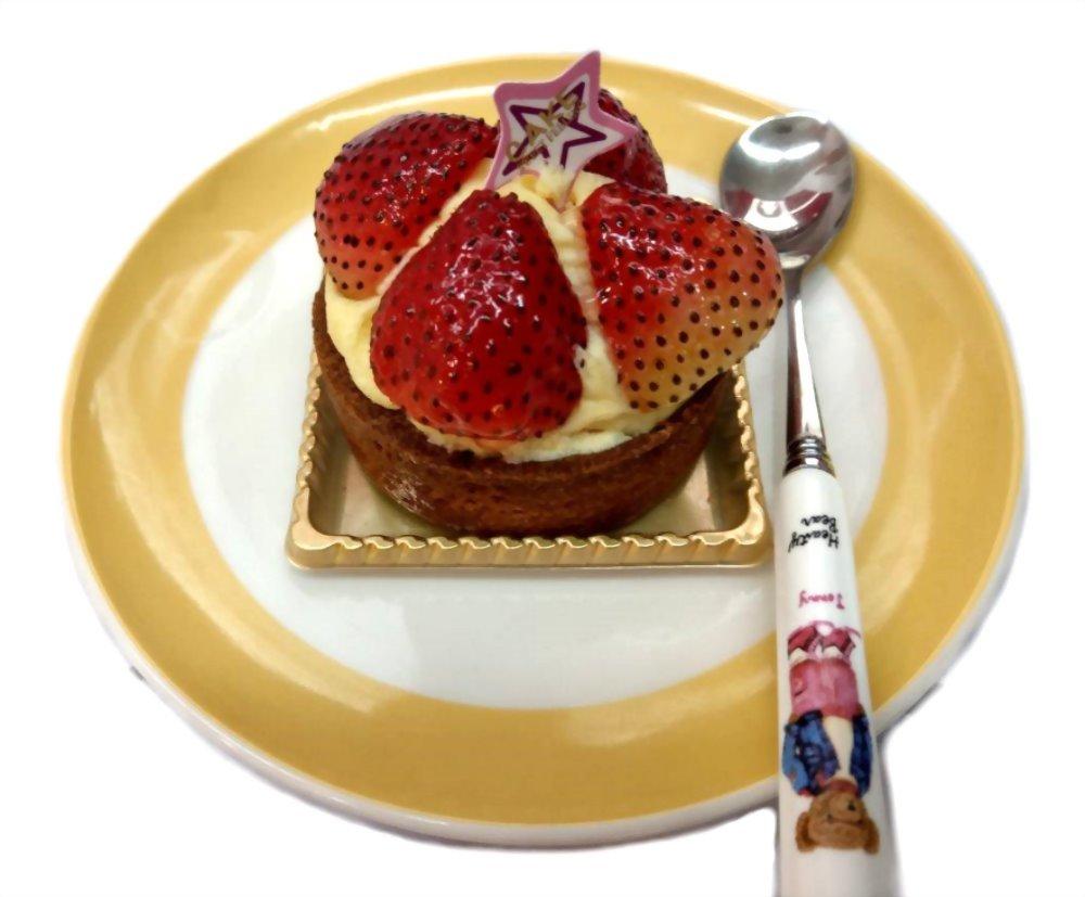 切片蛋糕 | 優仕紳草莓佛瑞斯